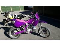 Kawasaki 125 SR super moto