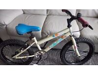 "Girls Apollo Woodland Charm 18"" Bike"