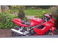 Ducati ST4 916cc 2001