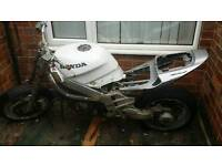For sale vfr 750 streetfight unfinish project