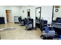 Barber shop for sale great location £11000