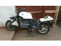 BMW motorbike Space or Repair Collection only.