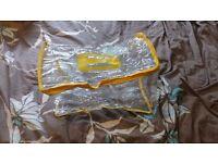 Plastic zip storage bags