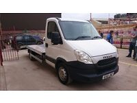 2012 IVECO DAILY RECOVERY TRUCK BRAND NEW BODY FACELIFT