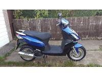 Sinnis Eco-City 125cc Scooter
