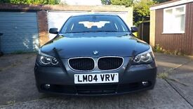 Bmw 525 d very low milage 1 year mot very good condition