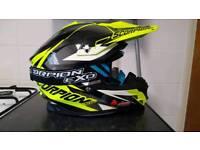 Scorpion helmet very gd condition