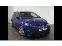 Ford RS Focus. This vehicle is in immaculate condition