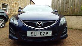 Mazda 6 Estate, 2.2 Diesel, 163 PS, 6 months Extended Warranty & Roadside Assistance (Arnold Clark)