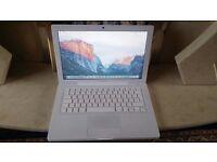 iMac 13 inch (Early 2009) Core2Duo 2Ghz, 2GB Ram, 320GB HD, Geforce 9400M 256MB Graphics, El Capitan