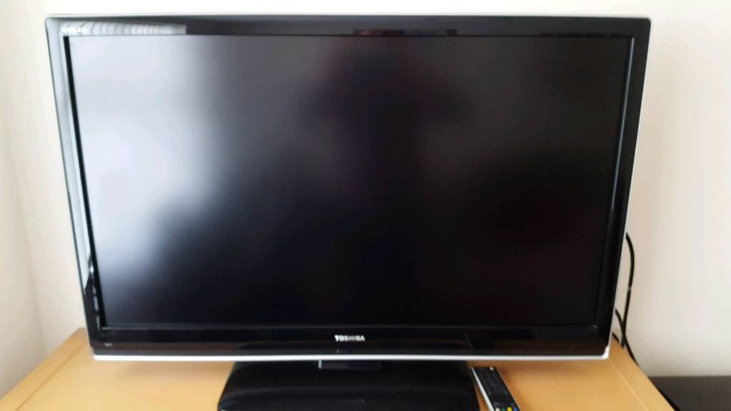 Now Sold Toshiba 42 Inch Flatscreen Tv In Beverley East Yorkshire