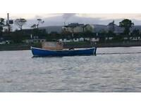 Fishing boat project reduced price