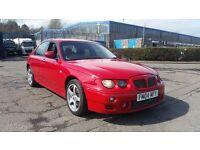 2004 (04 REG) MG ZT 1.8 120 4dr Saloon For Sale, £595, Mot'd til 05/10/2017
