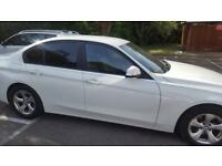 White BMW 3 series for sale