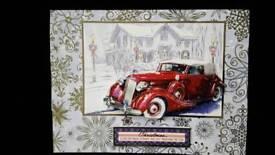 HANDMADE CHRISTMAS CARD 3