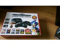 Mega drive classic games console