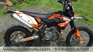 2008 KTM 530 EXC Dual Purpose