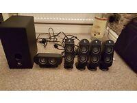 Logitech X-530 Speakers