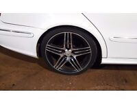 Mercedes 19 inch amg wheels