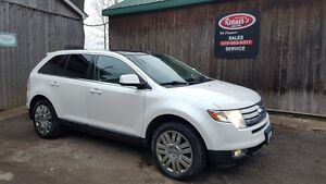 2010 Ford Edge Limited, AWD, V6, Panoramic Roof, Bluetooth
