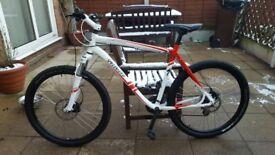 Mountain bike specilized hard rock sport