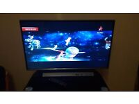 "Samsung 32"" LED TV - Like Brand New 10 months old - 130 only - Move out sale !!"