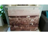 Large Canvas of Italy