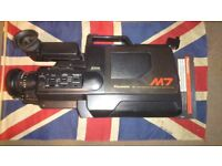 Panasonic VHS Movie Camera NV-M7B