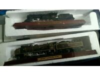28 Collectible model trains