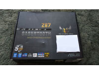 ASUS Sabertooth Z87 LGA1150 Motherboard
