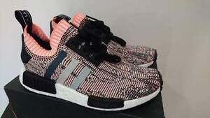 "Brand new ADIDAS NMD R1 PRIMEKNIT ""SUN GLOW"" US6.5 W BB2361 Carnegie Glen Eira Area Preview"