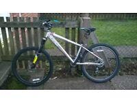 Krave downhill mountain bike