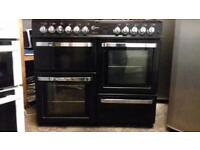 Flavel aspen gas and electric cooker