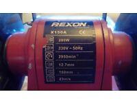 REXON bench grinder 280w