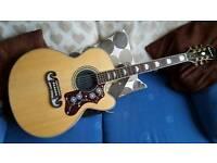 Epiphone EJ 200 Jumbo Acoustic