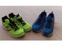New Balance Running Shoes MT610v3 and M590v3