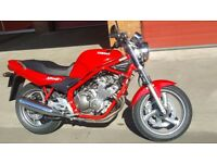 Yamaha XJ600n 1997 (poss part exch Harley or XVS, Dragstar cruiser)
