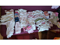 Girls 3-6months baby clothes