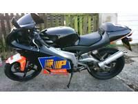 Aprilia rs 125cc full power