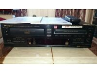 PIONEER 3 IN 1 CD PLAYER AND RECORDER