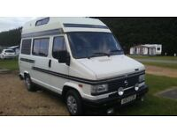 Good condition van, with awning and MOT'd until November 2018.