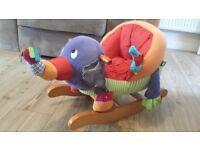 Mamas and papas baby/childs elephant rocker