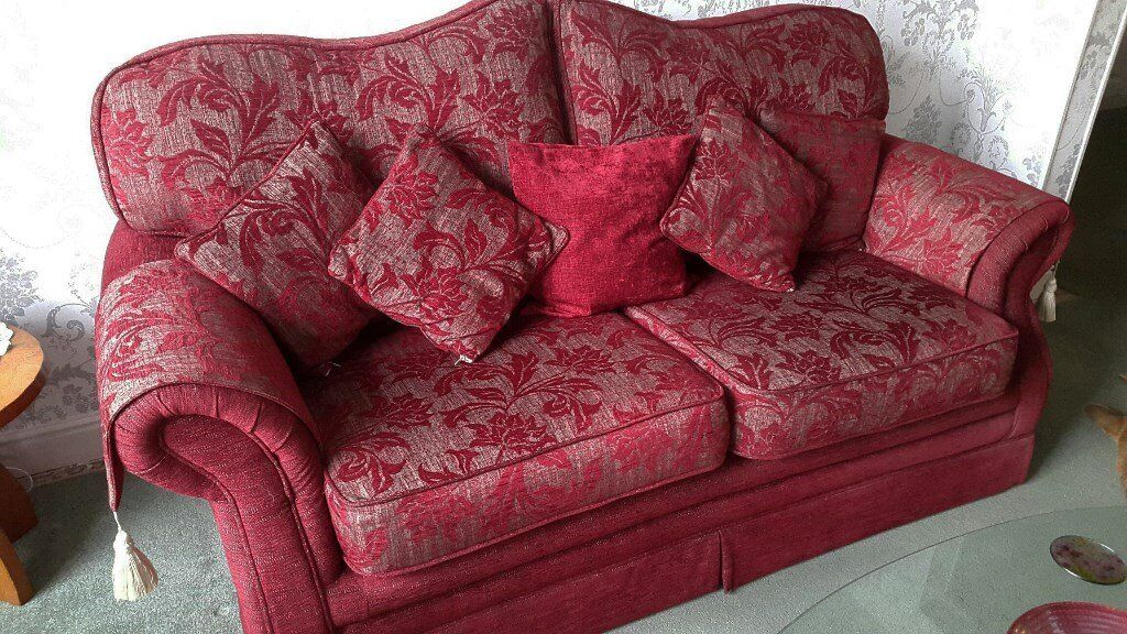 3 Piece Suite / Sofa & Chairs *PRICE REDUCED*