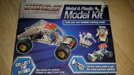 Brand new boxed un used build a car set