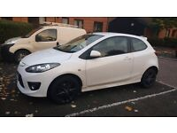Clean Mazda 2 for sale with 6 months MOT