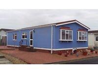Bungalow Park Home Willow Wood Park, West Lothian. No 32 Cuthill Brae