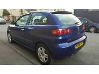 2006 SEAT IBIZA 1.4 SPORT FACELIFT MANUAL £675 O N O