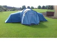 Vango Colorado 800DLX 8 man tent