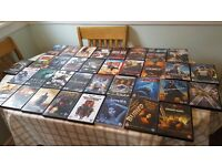 Bags of mixed DVD's