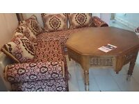 Moroccan sofa for quick sale